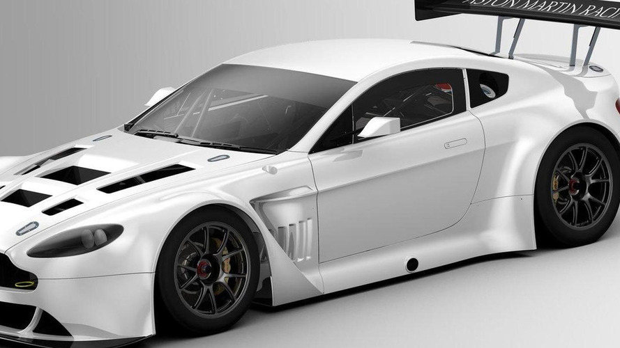 Aston Martin confirms specs for V12 Vantage GT3