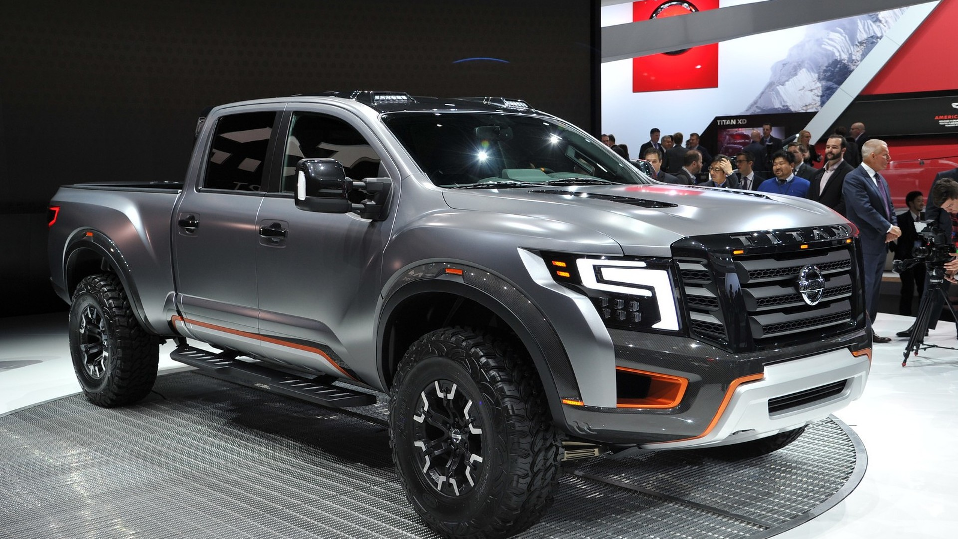 Nissan S Manly Titan Warrior Concept Is Mad Max Material