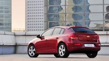 Chevrolet Cruze hatchback production version 25.02.2011