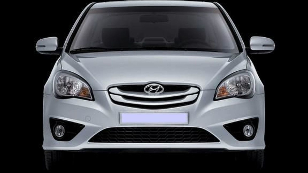 2009 Hyundai Verna Transform / Accent facelift 2 of 7