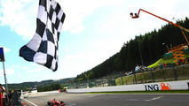 Kimi Raikkonen wins Belgian Grand Prix at Spa