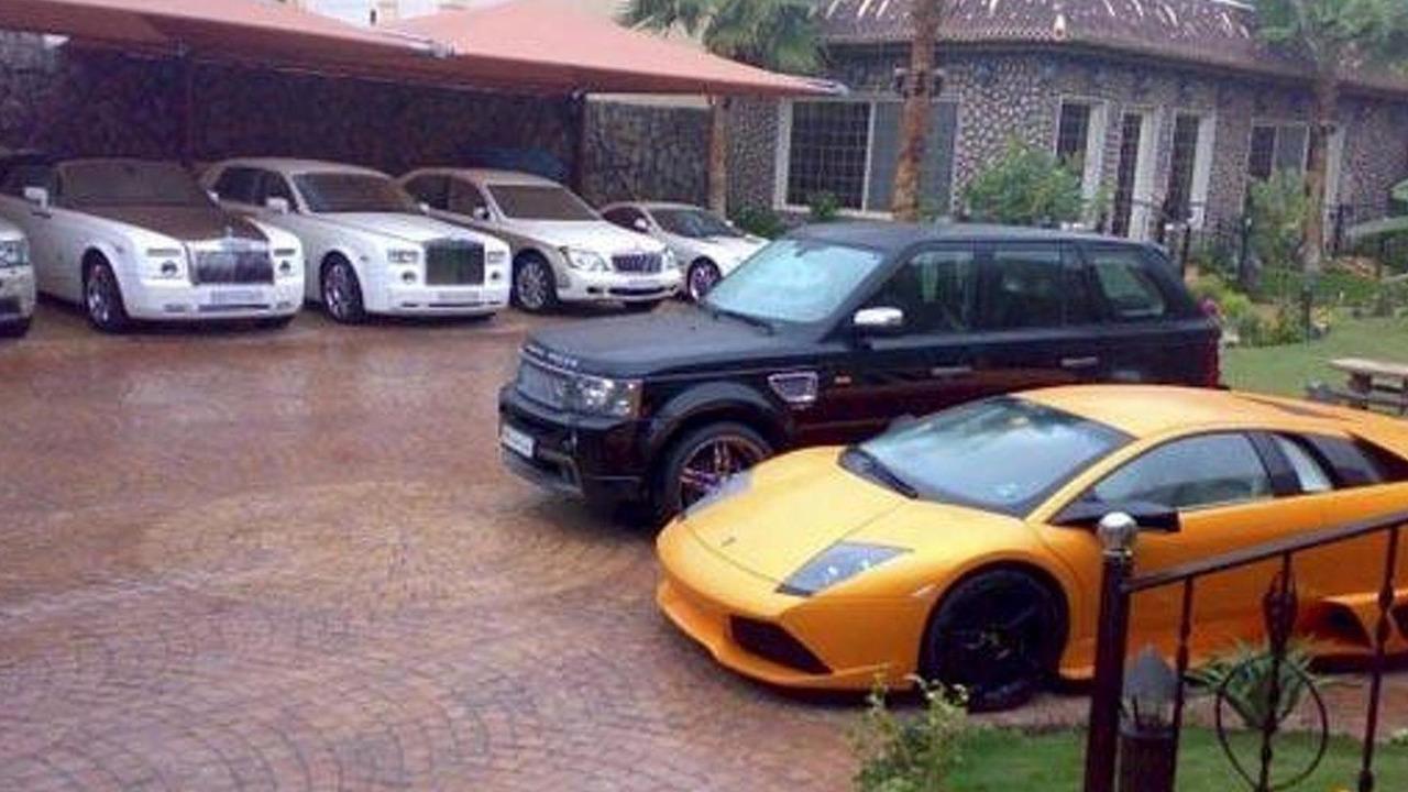 Dhiaa Al-Essa car collection, 550, 07.09.2010