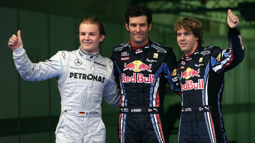 2010 Malaysian Grand Prix Qualifying - RESULTS
