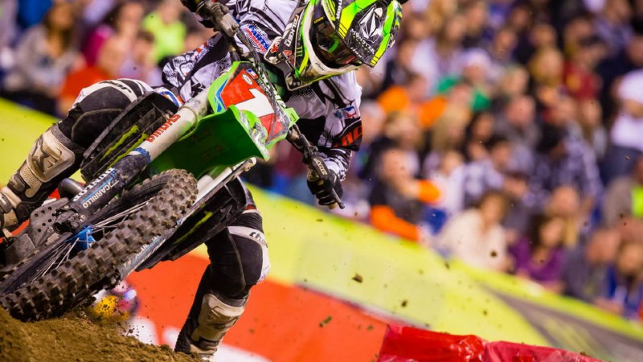 2013 AMA Supercross Indianapolis 450 Main Event Rd11