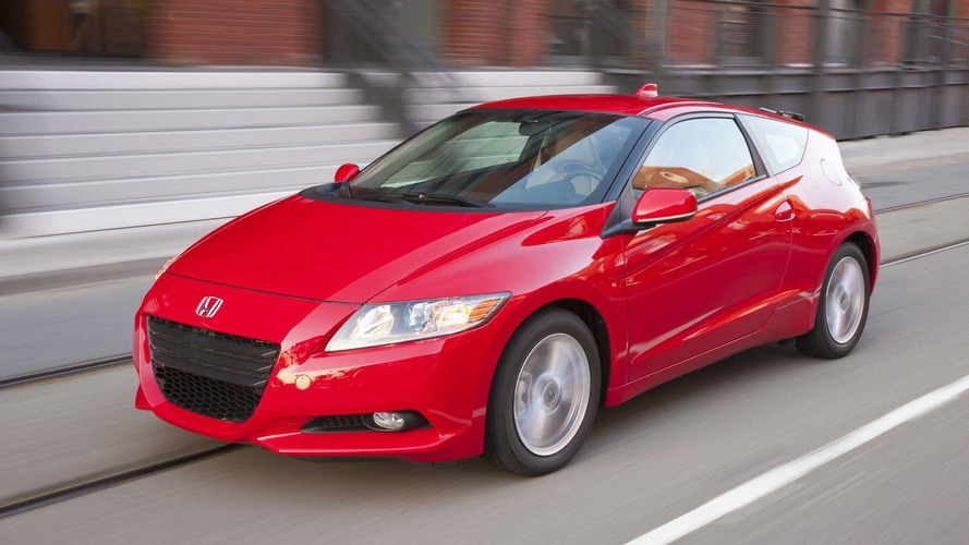 Honda CR-Z U.S. pricing starts at $19,200