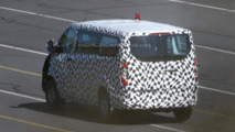 2016 Ford Transit / Tourneo Custom spy photo