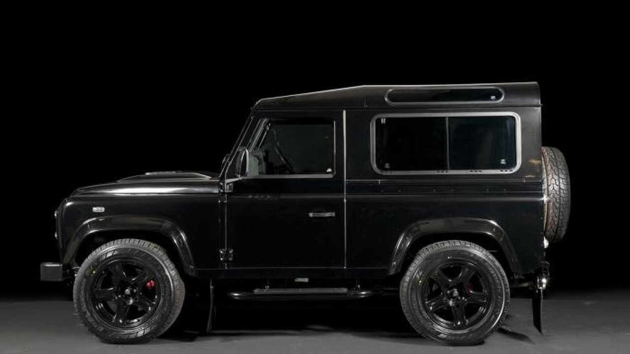 Land Rover Defender Ultimate Rs By Urban Truck Motor1 Com Photos