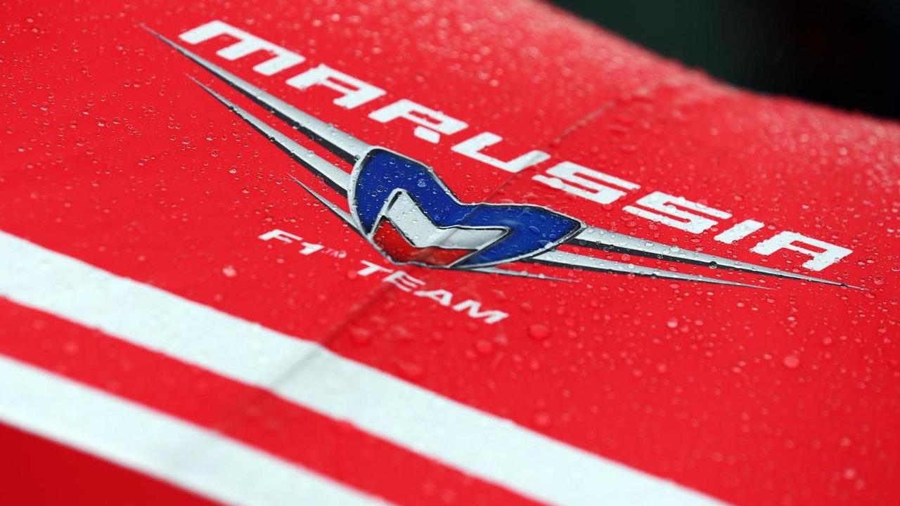 Marussia F1 Team logo / XPB