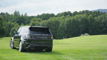 Range Rover Sport by Mansory