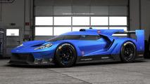 Ford GT LMP concept render
