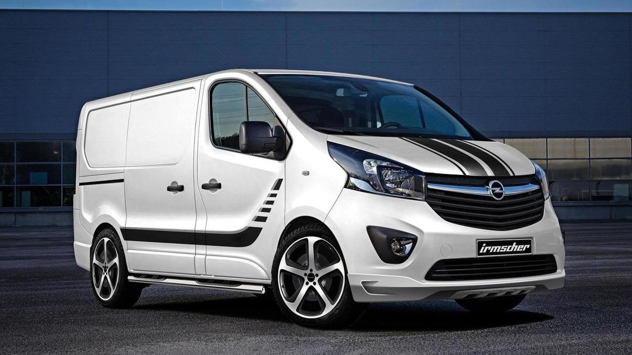Opel Vivaro by Irmscher