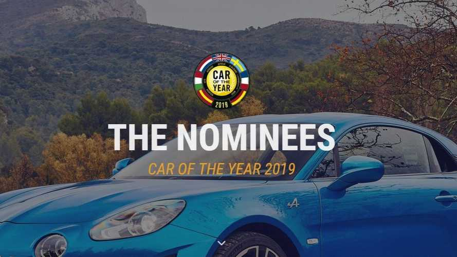 Car of the Year 2019: Hier sind die Finalisten