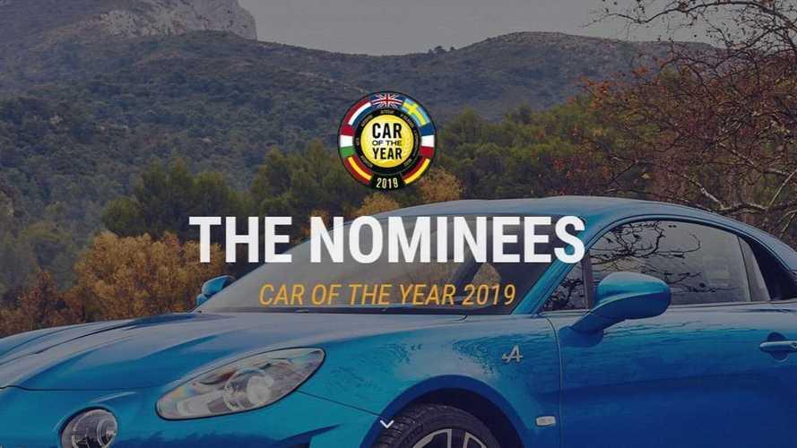 DIAPORAMA - Voiture de l'Année 2018, les finalistes !