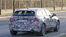 2020 BMW 1 Series spy photo
