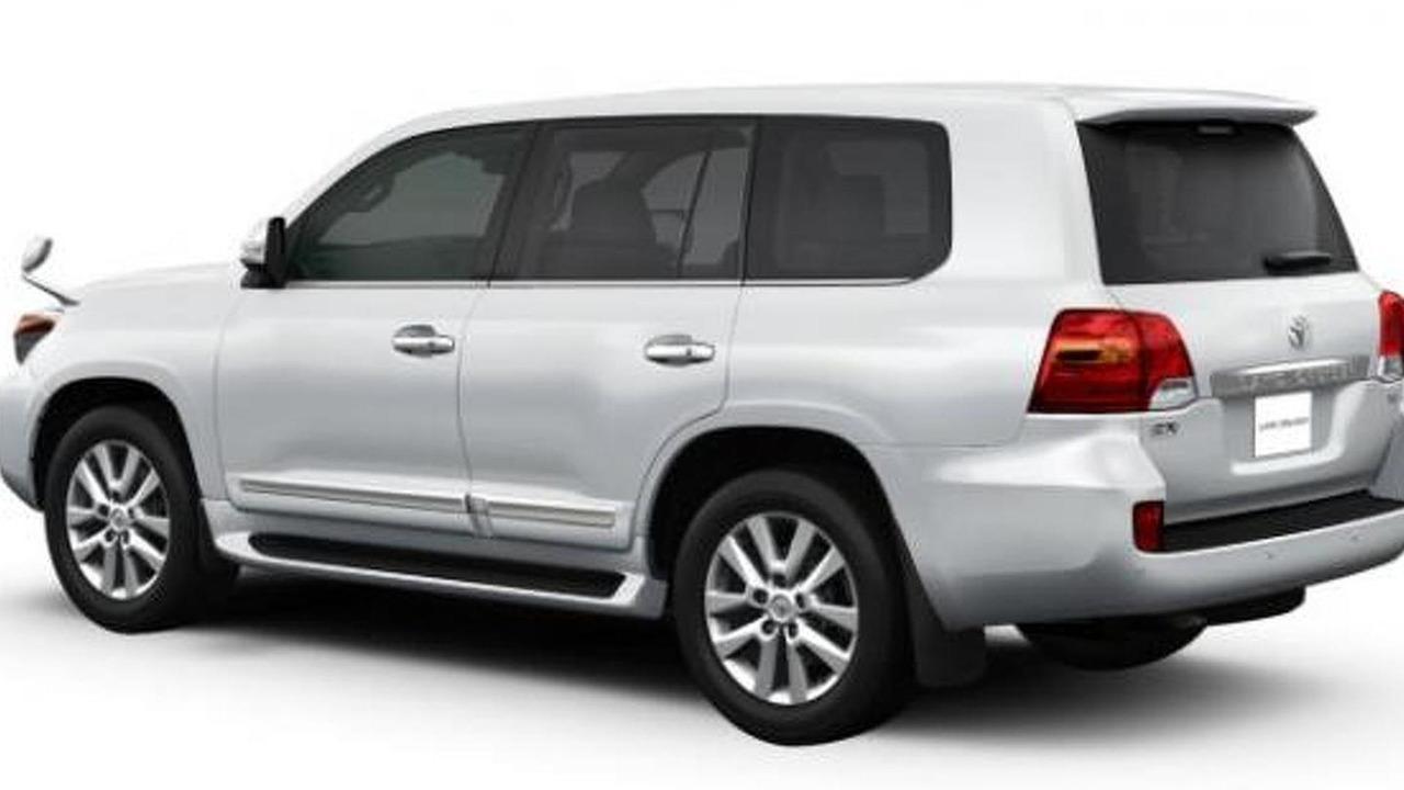 Kelebihan Kekurangan Toyota Land Cruiser 2012 Harga