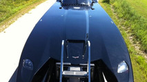 Corvette-inspired boat 7.10.2011