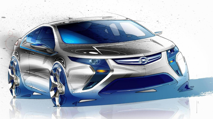 Opel challenge students to design 2020 Ampera