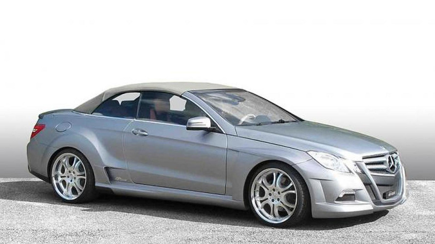 Mercedes-Benz E-Class Coupe Convertible by FAB Design