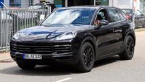 Porsche Cayenne 2018, fotos espía