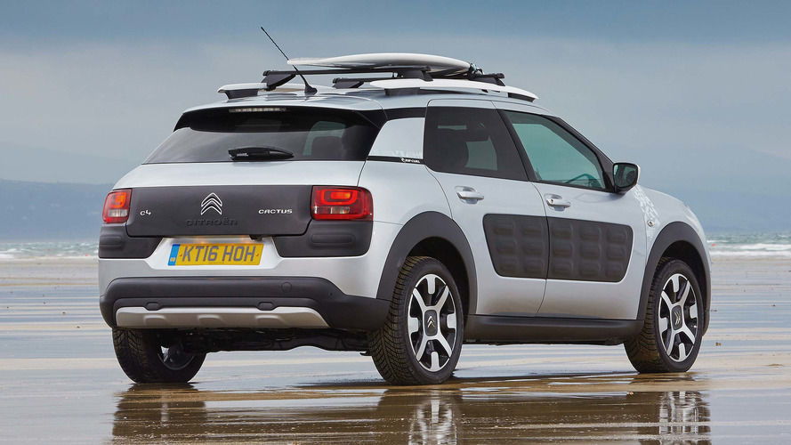 New Citroen C4 Cactus To Ditch Air Bumps?