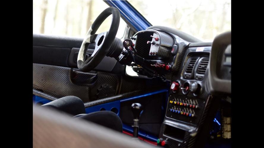 1996 Subaru Impreza WRC 97