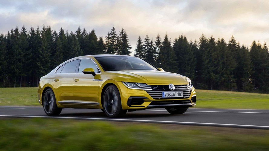 2017 Volkswagen Arteon Review: Halo Car Is Hard To Justify