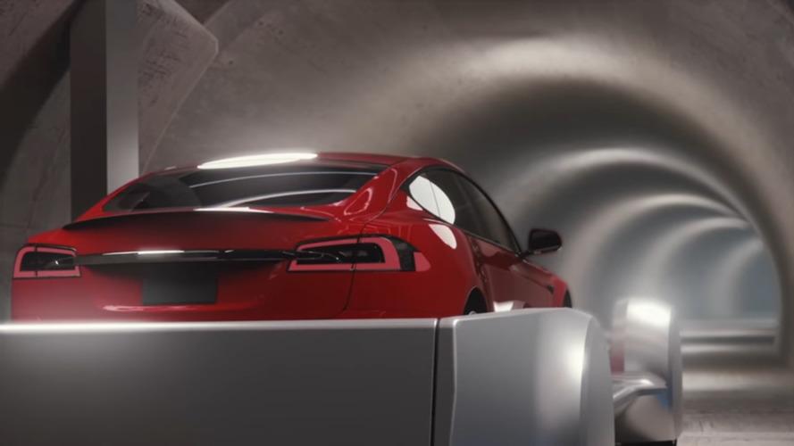 """Vídeo - Elon Musk quer tornar carros em metrô com sua """"The Boring Company"""""""
