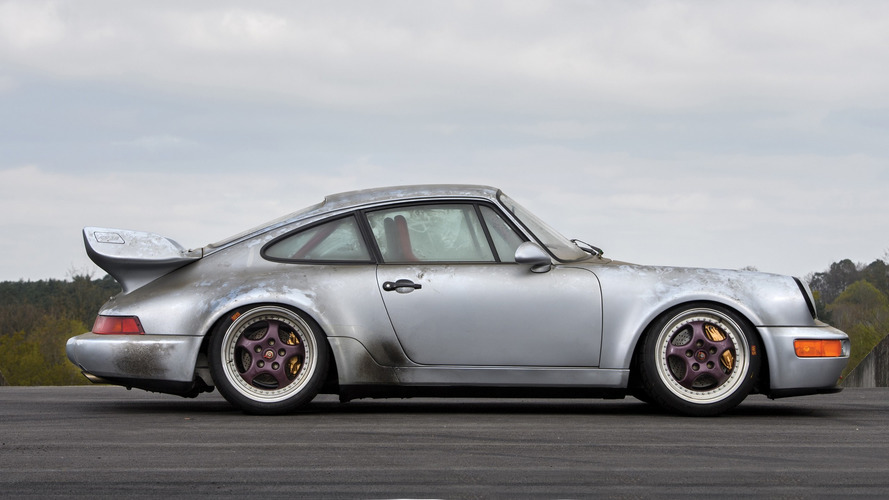 Unused Porsche 911 Carrera RSR 3.8 Makes £1.75 Million At Auction