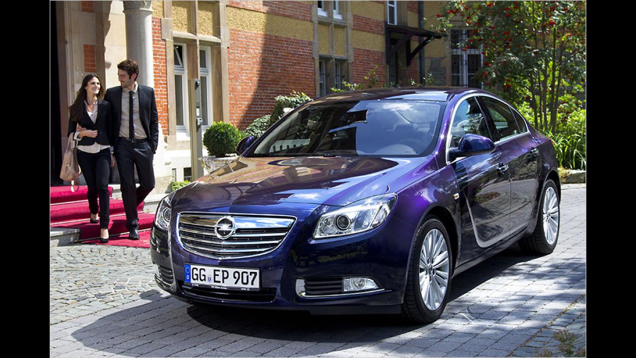 2008: Opel Insignia