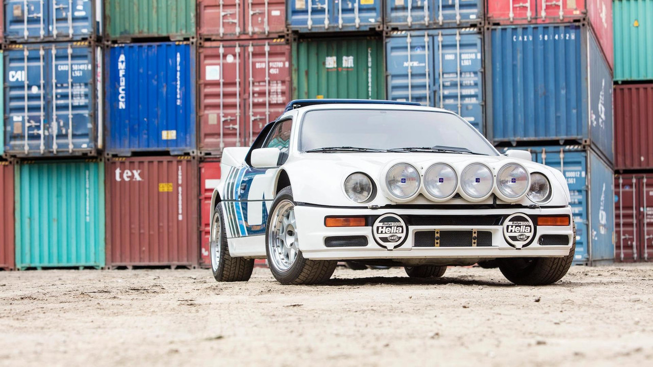 1986 Ford RS200 Evolution