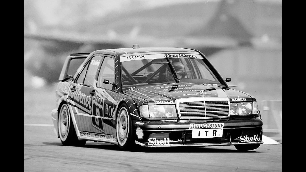 1988: Mercedes 190 E 2.5-16