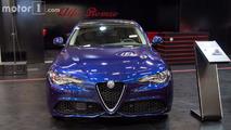 Alfa Romeo Giulia Veloce - 2017 İstanbul Autoshow