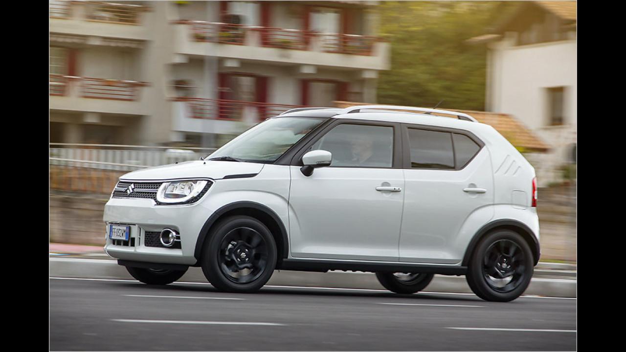 Suzuki Ignis 1.2 Dualjet Allgrip: 15.710 Euro