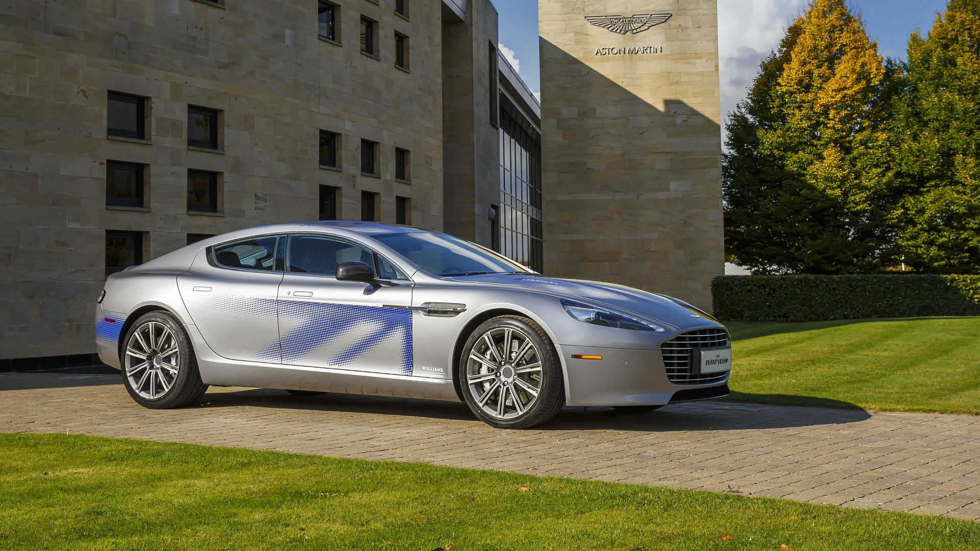 Aston Martin Rapide To Lose V Engine And Go Electric In - 2018 aston martin rapide s