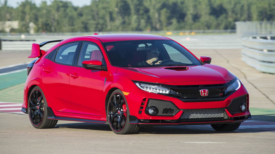 Honda Civic Type R With $13K Worth Of Nonessential Kit Costs $47K