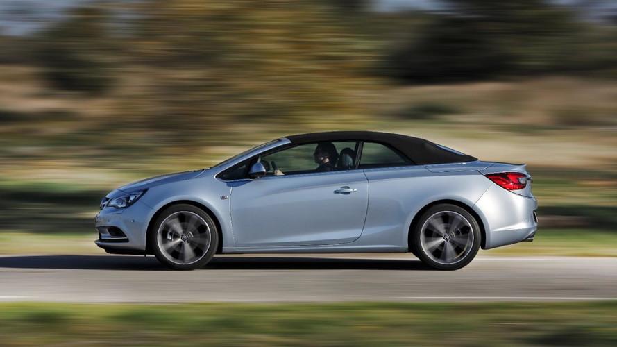 Opel Cabrio 2017 Sport Edition