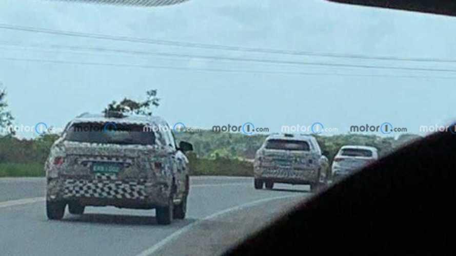 Flagra: Novo Hyundai Creta 2022 na Bahia