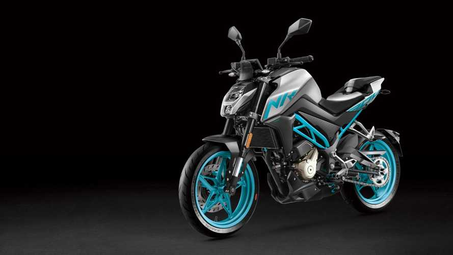 The CFMoto 300NK Is A Sharp Naked Streetfighter