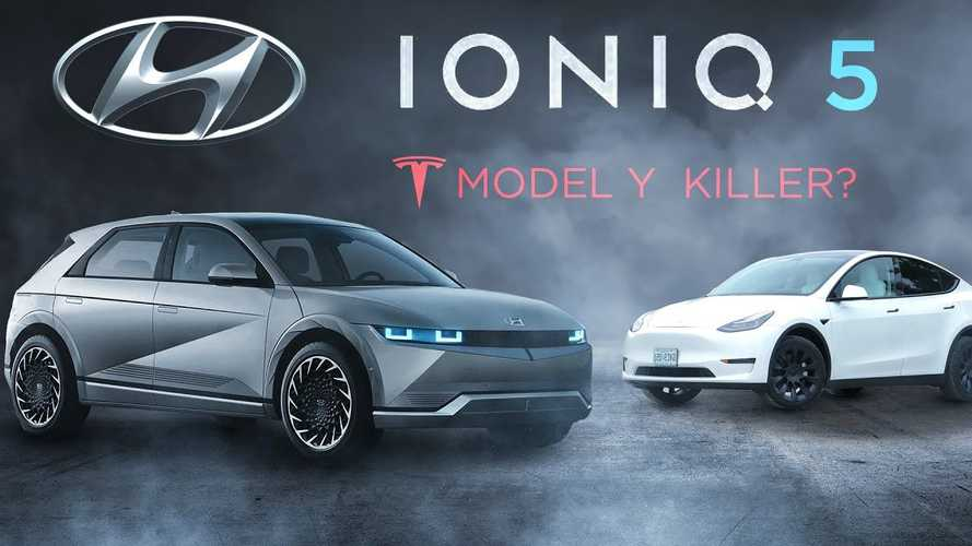 America's Charging Network Won't Let Hyundai Ioniq 5 Be A Tesla Killer