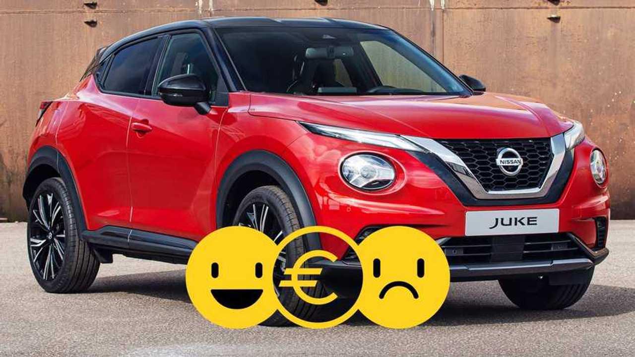 Nissan Juke promo marzo 2021