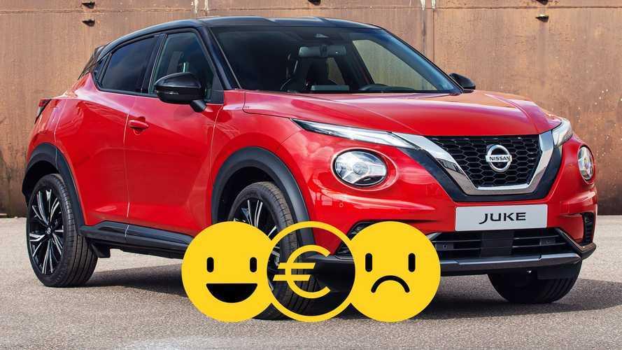 Promozione Nissan Juke N-Connecta, perché conviene e perché no