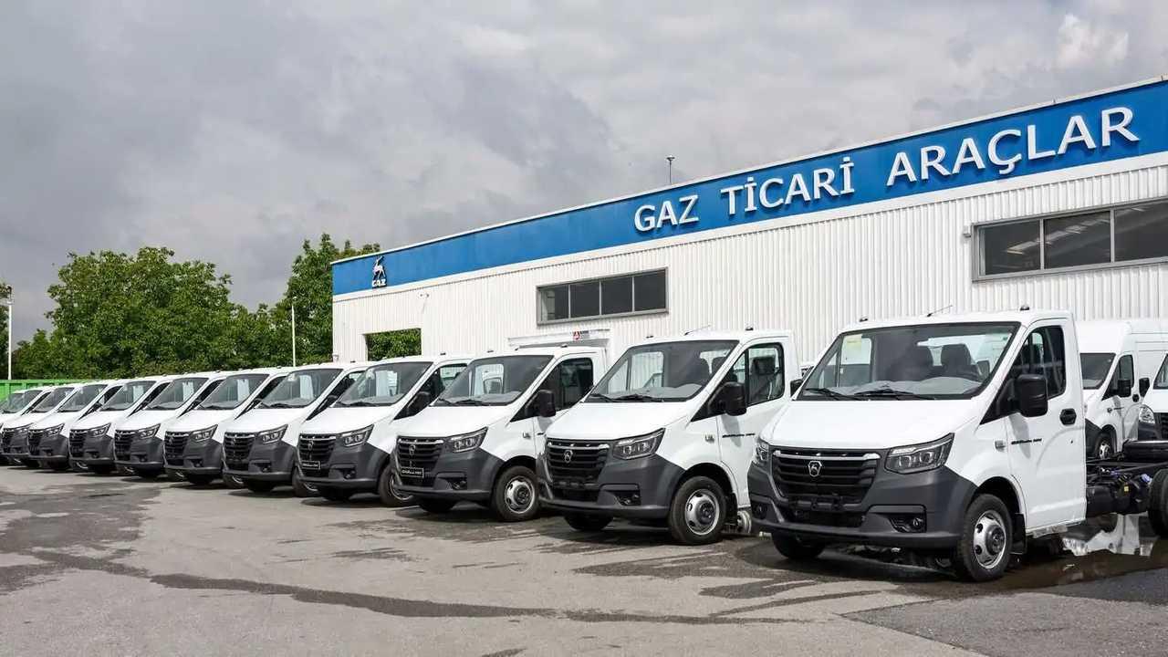 GAZelle NN üretim fabrika