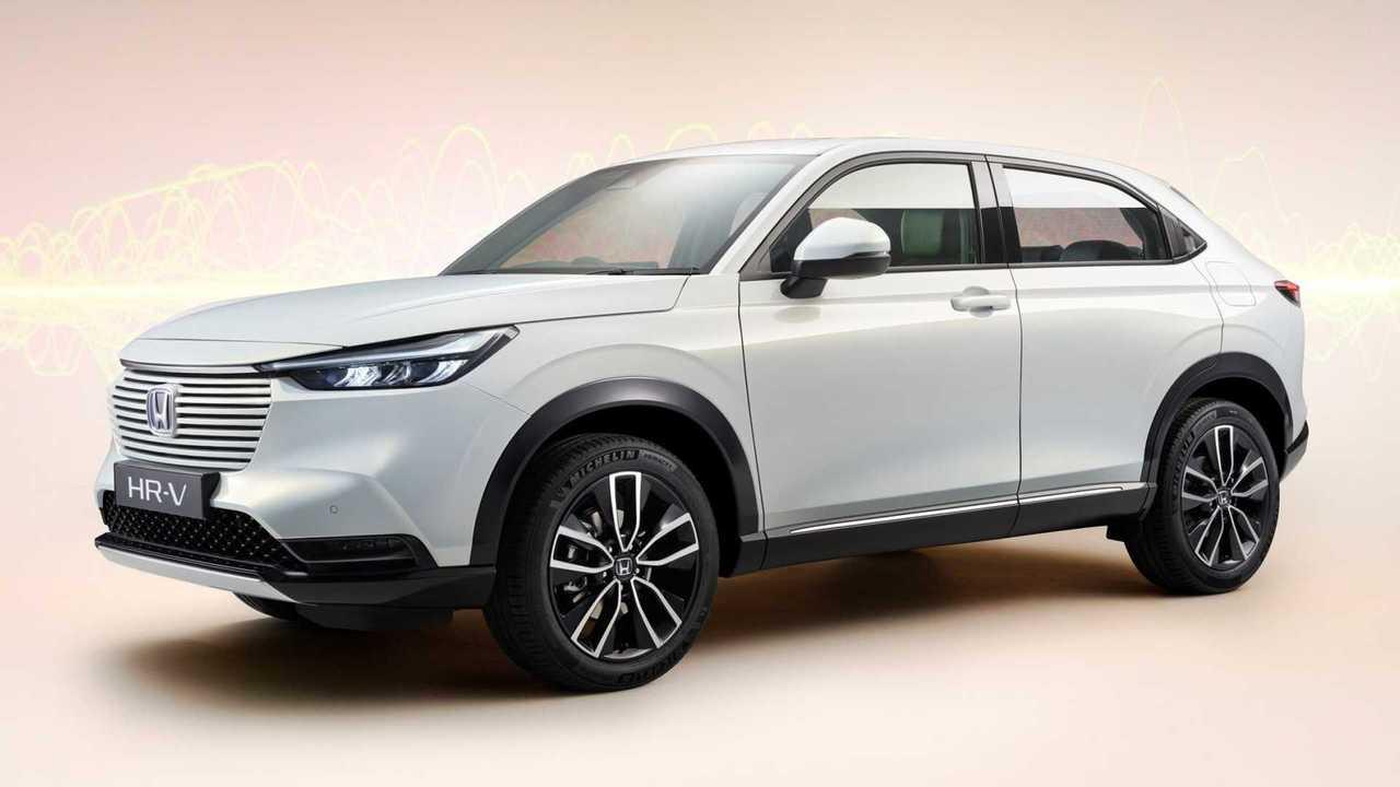Novo Honda HR-V 2022 - Europa