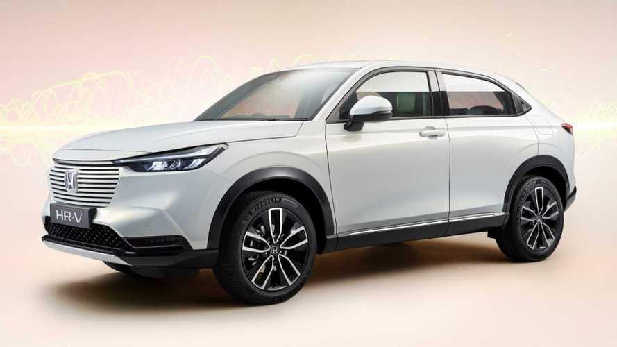 Novo Honda HR-V 2022 aparece agora na versão para Europa; veja fotos