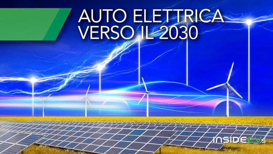 L'auto elettrica nel 2030: dove stiamo andando (e come ci arriveremo)