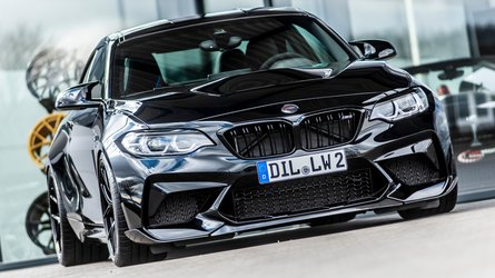 Tuner says goodbye to BMW M2 with 730-bhp Finale Edition