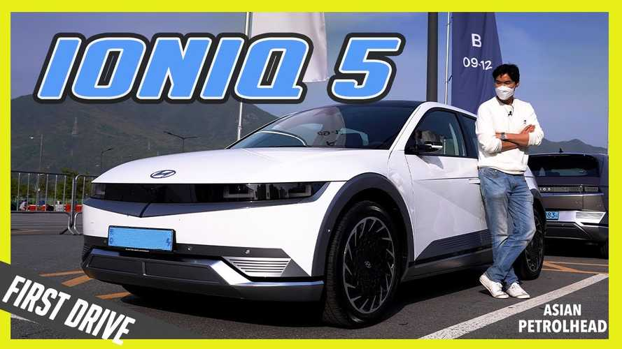This Is The First Hyundai Ioniq 5 Review In English Out There