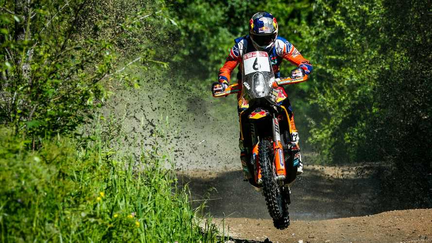 Silk Way Rally Courts Amateur And Privateer Racers With New Event