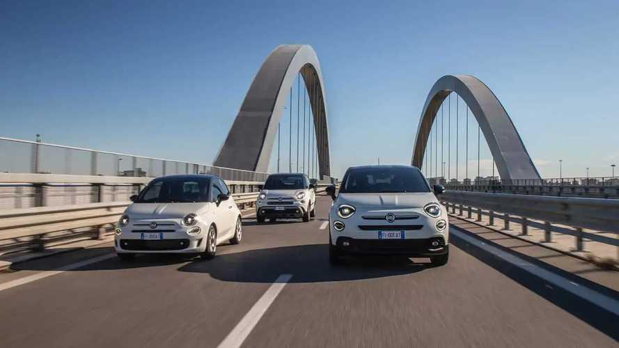 """""""Hey Google""""-Sondermodelle des Fiat 500, 500L und 500X"""