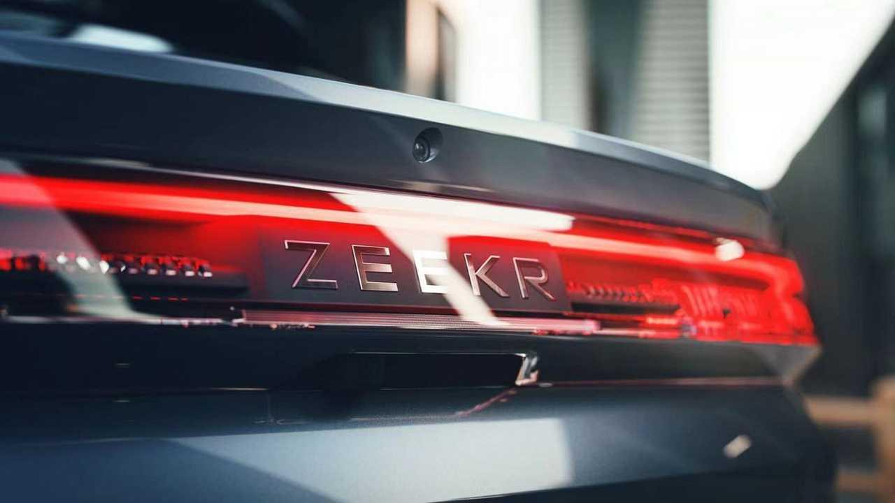 Zeekr 01